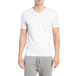 Tommy John Cool Cotton High V-Neck Undershirt